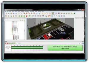 SimLab Composer  (Predefined Animation)