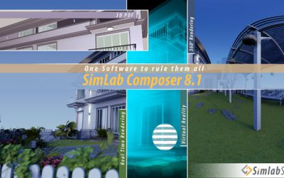 Discover New Great Features with Simlab Composer 8.1