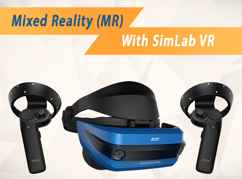 Running VR Experiences With Mixed Reality (MR) Sets