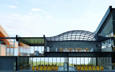 Simlab Integration in Architectural Design Process