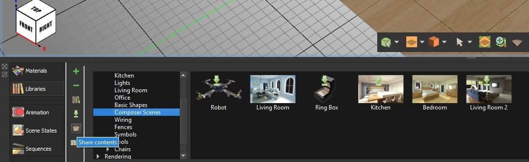 [ SKETCHUP ] Tut SimLab Composer Light pour SketchUp Environment_2