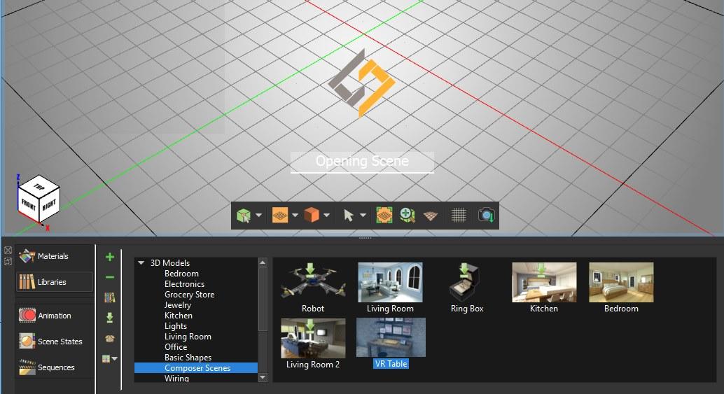 [ SKETCHUP ] Tut SimLab Composer Light pour SketchUp Environment_5