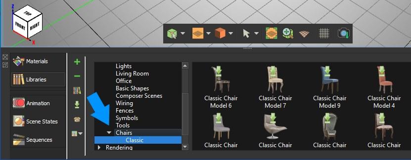 [ SKETCHUP ] Tut SimLab Composer Light pour SketchUp Step_3