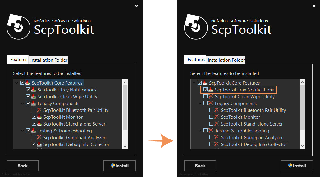 Scptoolkit ps3 controller install | How To Connect The PS3 And PS4