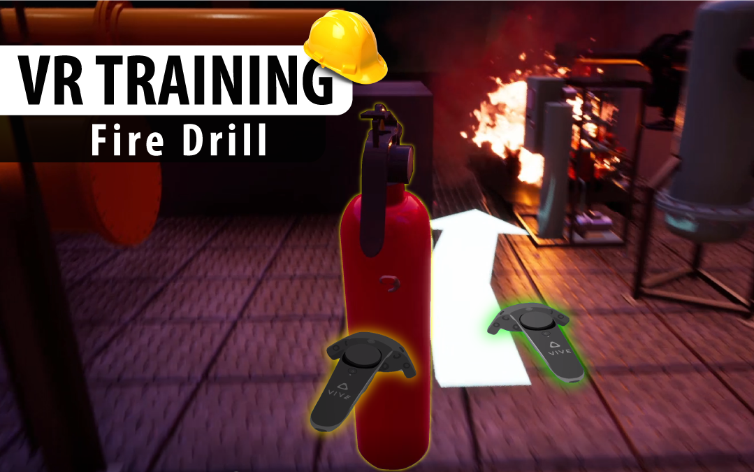 Emergency Training in VR