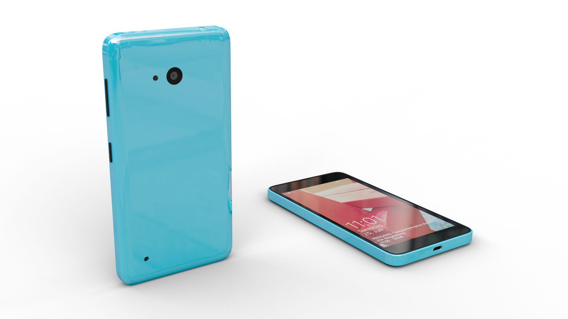 Phone Product Showcase