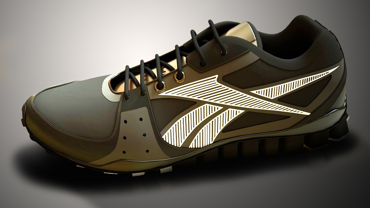 Shoes Rendering