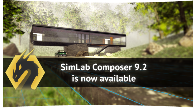 SimLab Composer 3D ART and VR Creation