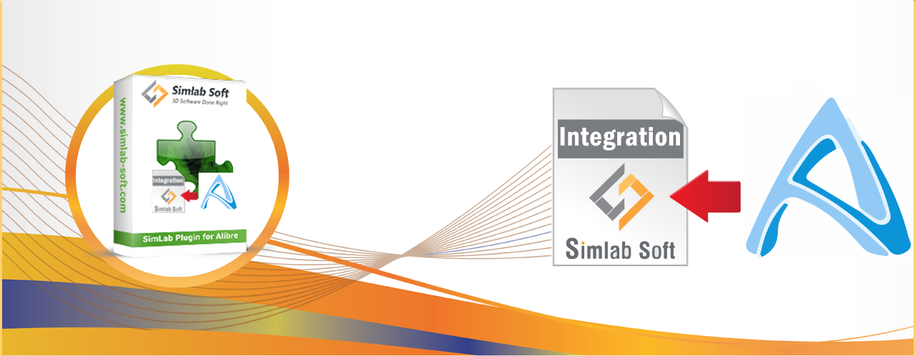 Simlab 3D Products - Simlab Composer Integration with Alibre