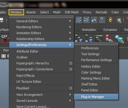 how to write maya plugin