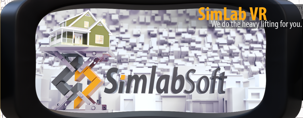 SimLab 3D Products - VR Simlab Composer