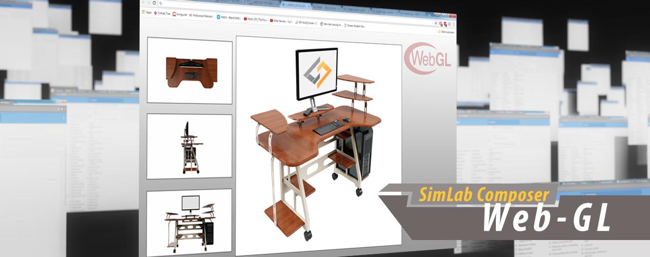 SimLab Technologies - WebGL