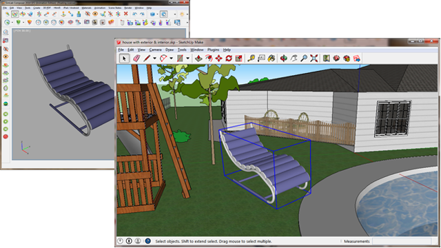 google sketchup 8 free trial download