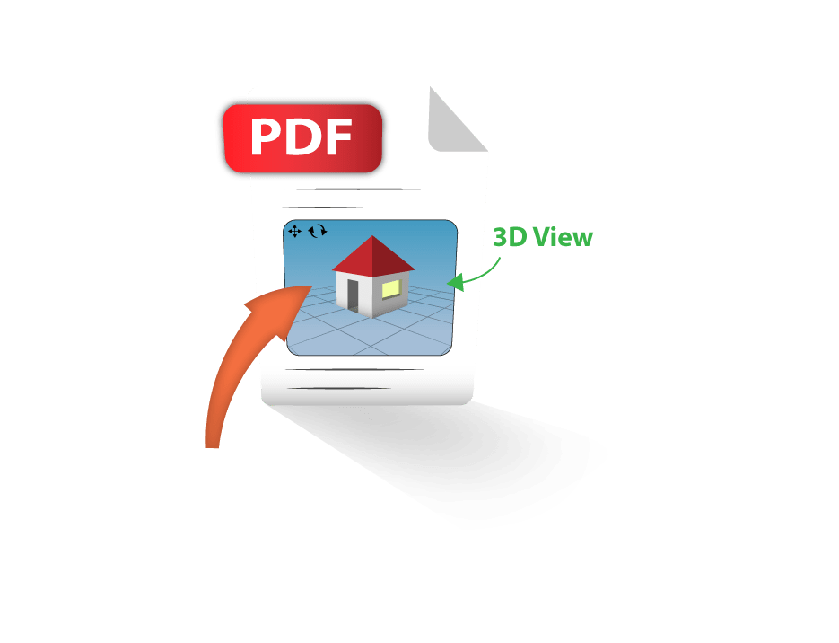 Simlab 3D Plugins - 3D PDF exporter for Revit