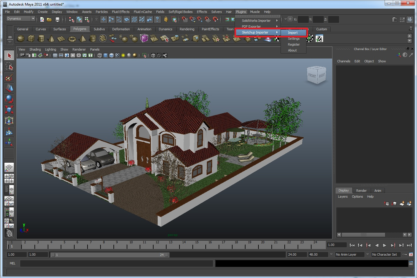 autodesk maya 2011 free trial download