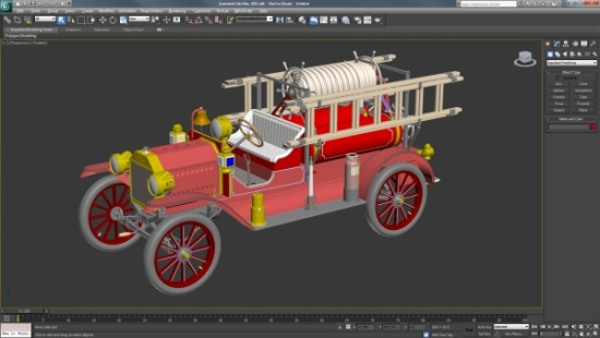 SimLab SolidWorks Importer for 3DS Max x64 screenshot