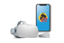 Mobile VR Viewer for Android/iOS/Oculus Go